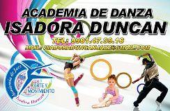 Academia De Jazz Isadora Duncan Cancún