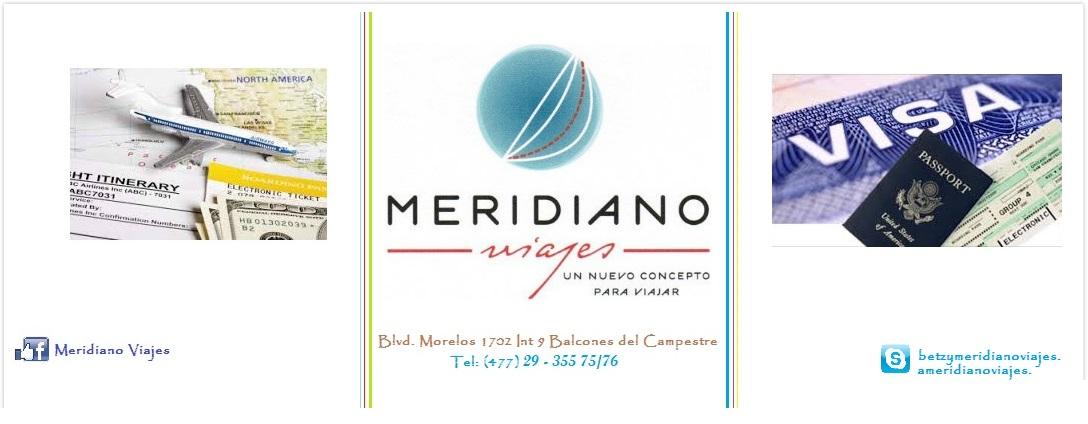 Foto de Agencia Meridiano Viajes - Asesoría en Tramites de VISA Americana y Canadiense