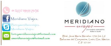 Foto de Agencia Meridiano Viajes - Asesoría en Tramites de VISA Americana y Canadiense León