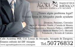 Foto de Agora Abogados del Valle de México Atizapán de Zaragoza