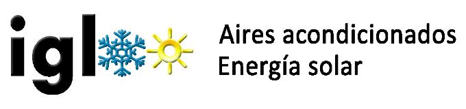 Foto de Igloo - Aires acondicionados y energía solar