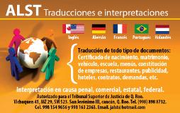 Alst Traducciones E Interpretaciones Cancún