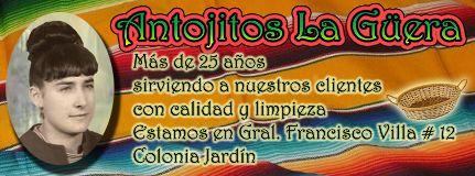 Foto de Antojitos La Güera Los Reyes - Michoacán de Ocampo