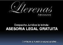 ASESORIA LEGAL GRATUITA - LLERENAS ABOGADOS Miguel Hidalgo