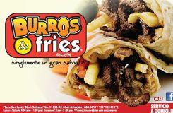 Foto de Burros & Fries Tijuana