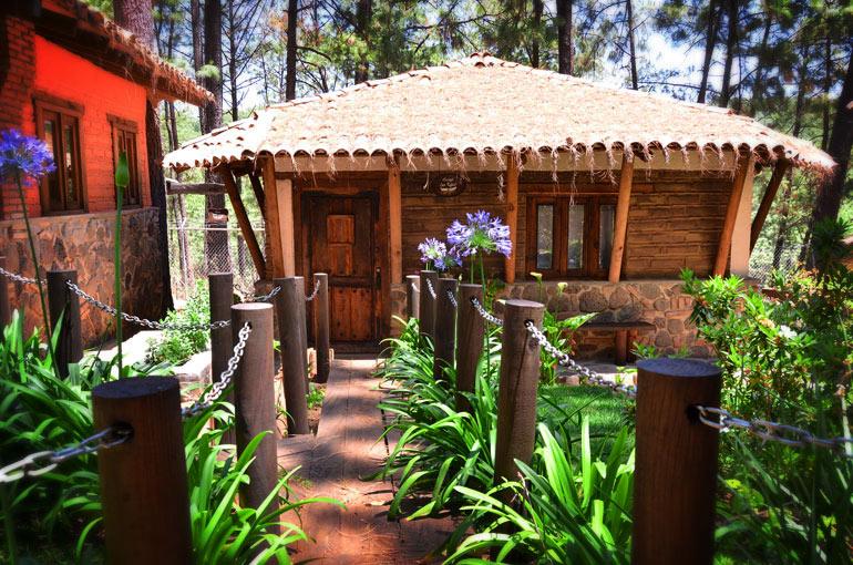 Foto de Cabañas En Mazamitla Aldea