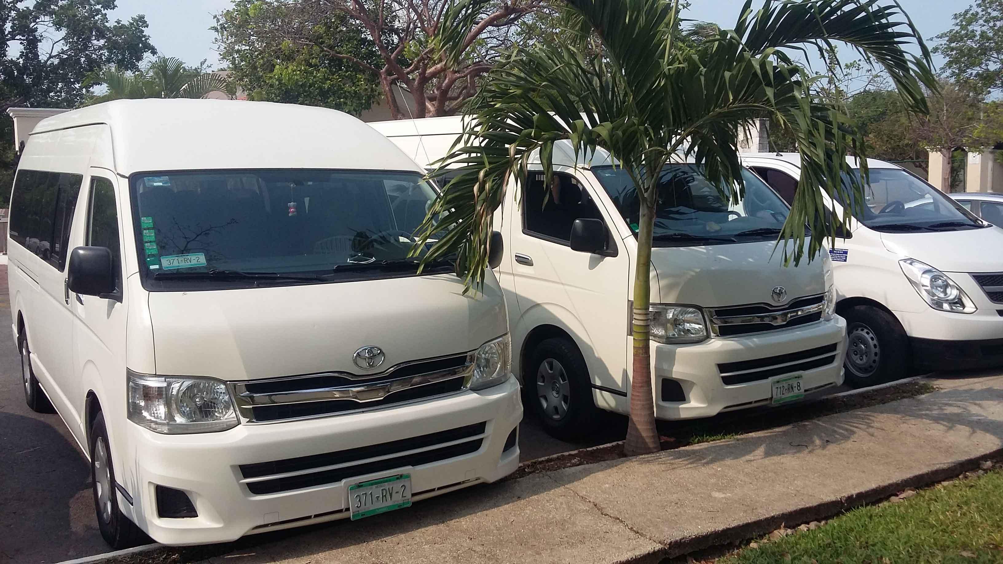 Fotos de Cancun Transportation