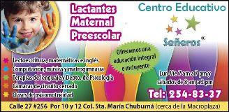 Centro Educativo Señeros Mérida