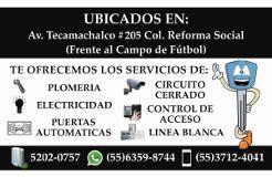 Foto de Cerrajeria Plomeria Electricidad Y Mas
