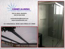 Fotos de CONNER Aluminio Cancelería Cristal Ventanas Baños Domos Portones Automatizaciones