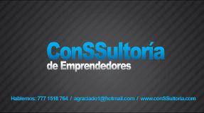 ConSSultoría de Emprendedores Pachuca