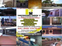 Fotos de Construcciones Cabrera´s