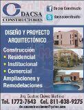Dacsa Constructores, S. A. de C. V. San Nicolás de los Garza