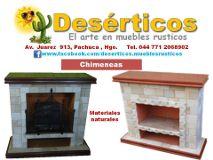 Foto de DESERTICOS el arte en muebles Rusticos Pachuca