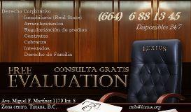 Foto de Despacho De Abogados En Tijuana Lexius Legal Staffing Tijuana