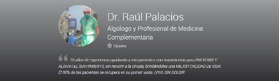 Foto de Dr. Raúl Palacios Tijuana
