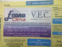 Foto de Econo Climas Del Caribe S De RL De CV