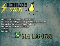 Electricidad Domestica e Industrial Chihuahua
