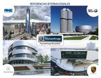 Foto de ThyssenKrupp Elevadores alemanes Cancún