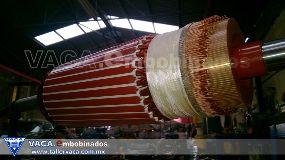Fotos de Embobinados.VACA - Motores Electricos -