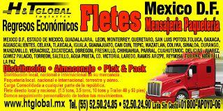 Foto de Fletes, Mudanzas Y Regresos Economicos Ht Global