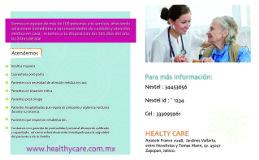 Foto de Healthy Care, Nurses & Caregivers Guadalajara