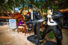 Foto de Hippo Marina Lounge Playa del Carmen