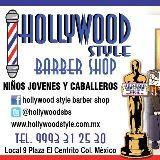 HOLLYWOOD STYLE BARBER SHOP Mérida
