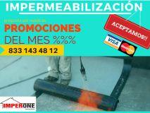 Fotos de Impermeabilizacion Tampico IMPERONE