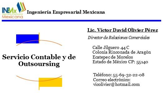 Fotos de Ingeniería Empresarial Razo, Olivier y Asociados S. de R.L.