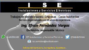 Foto de ISE Instalaciones y Servicios Eléctricos