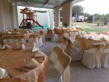 Fotos de Jardin de Fiestas Infantiles Gatito con Botas