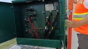 Fotos de Mantenimiento a Subestaciones Electricas en Cancun