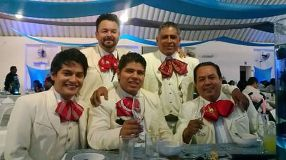 Foto de mariachi de la Rivera