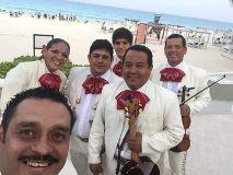 Foto de mariachi de la Rivera Cancún