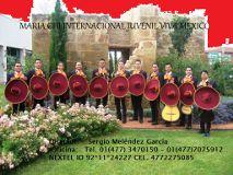 Mariachi Internacional Juvenil Viva México León