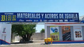 materiales y aceros de iguala Iguala de la Independencia