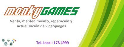 MonkyGames Videojuegos Puerto Vallarta