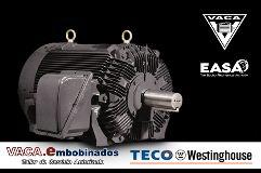 Foto de Motores Eléctricos Vaca - Teco Westinghouse - Guadalajara