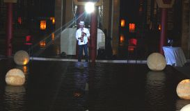 Saxofonista Profesional Luiggi de Caro para Bodas y Eventos Especiales Cancún