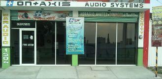 Foto de On Axis: Instalación de Equipos de Car Audio, Comfort y Seguridad Automotriz