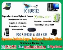 PC Ajustes Cancún