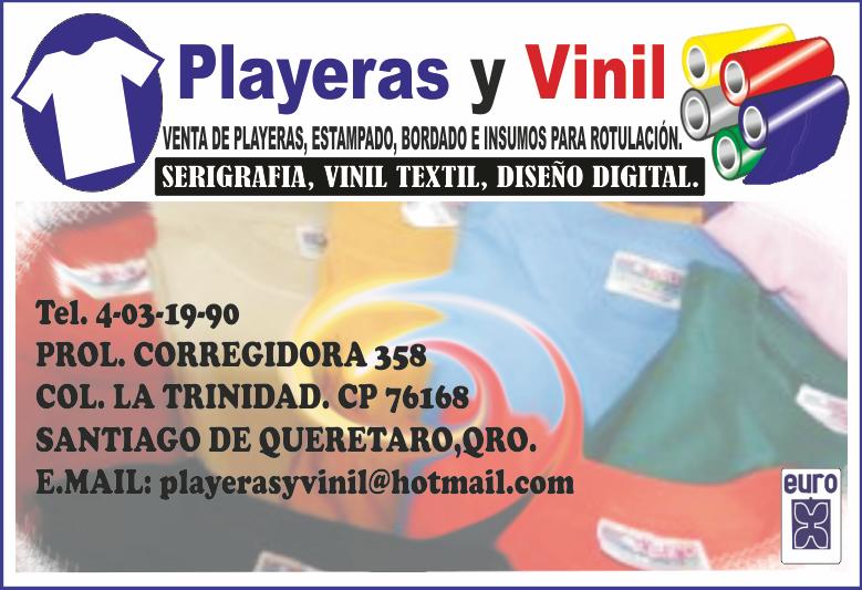 Playeras y Vinil - Querétaro 8ebef3f4b121e