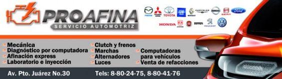 Foto de Pro Afina Servicio Mecanico Automotriz