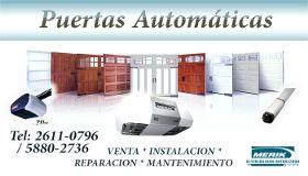 Puertas Automáticas RABA Cuautitlán Izcalli