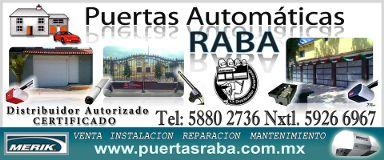 Foto de Puertas Automáticas RABA Cuautitlán Izcalli