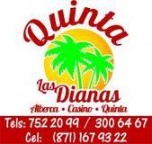 Quinta Las Dianas Gómez Palacio