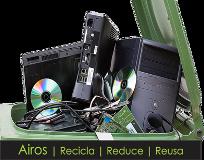 Fotos de Reciclaje Electrónico Airos