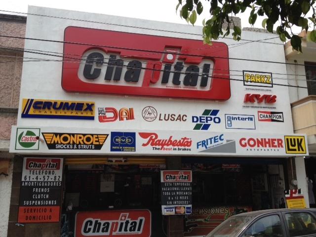 Foto de REFACCIONARIA CHAPITAL Tuxtla Gutiérrez