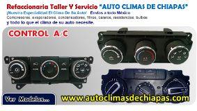 """Foto de Refaccionaria Taller Y Servicio """"AUTO CLIMAS DE CHIAPAS""""  ¡Nuestra Especialidad El Clima De Su Auto!"""